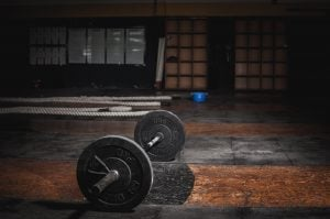 Interrompere CrossFit in estate