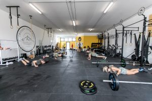 CrossFit® Overfront